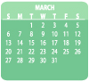 Month of Mar 2011 | Events & Festivals