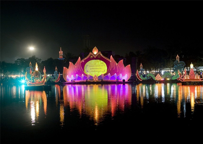 ANCIENT CAPITAL LOI KRATHONG FESTIVAL
