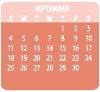 Month of Sept 2011 | Events & Festivals